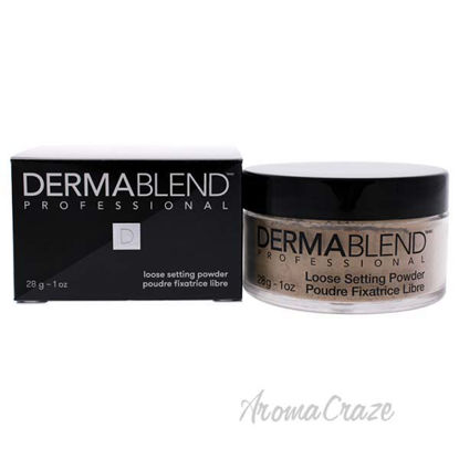 Loose Setting Powder - Cool Beige by Dermablend for Women -