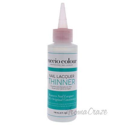 Nail Lacquer Polish Thinner by Cuccio for Women - 4 oz Nail