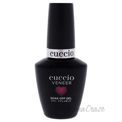 Veneer Soak Off Gel - Limitless by Cuccio for Women - 0.44 o