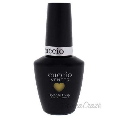 Veneer Soak Off Gel - Mojito by Cuccio for Women - 0.44 oz N