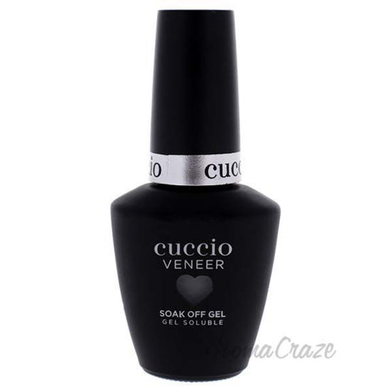 Picture of Veneer Soak Off Gel - Explorateur by Cuccio for Women - 0.44 oz Nail Polish