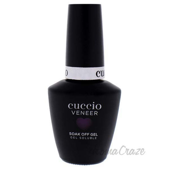Picture of Veneer Soak Off Gel - Mercury Rising by Cuccio for Women - 0.44 oz Nail Polish