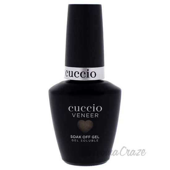 Picture of Veneer Soak Off Gel - Olive You by Cuccio for Women - 0.44 oz Nail Polish