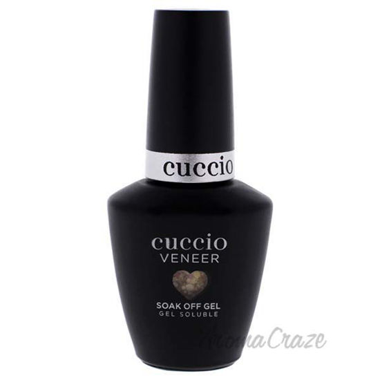 Picture of Veneer Soak Off Gel - Mimes and Musicians by Cuccio for Women - 0.44 oz Nail Polish