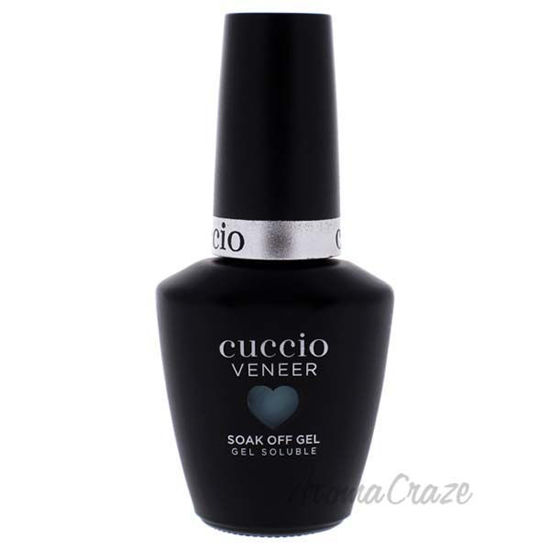 Picture of Veneer Soak Off Gel - Breakfast In Nyc by Cuccio for Women - 0.44 oz Nail Polish