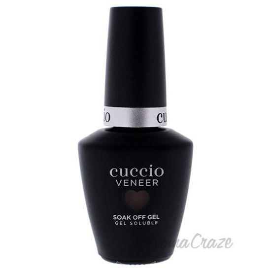 Picture of Veneer Soak Off Gel - Loom Mates by Cuccio for Women - 0.44 oz Nail Polish