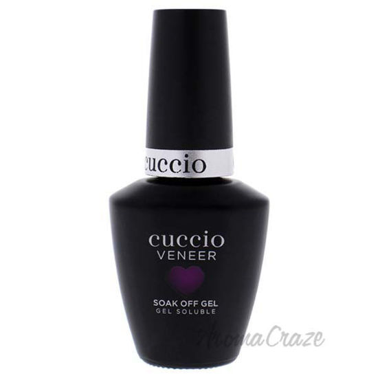Picture of Veneer Soak Off Gel - Agent Of Change by Cuccio for Women - 0.44 oz Nail Polish