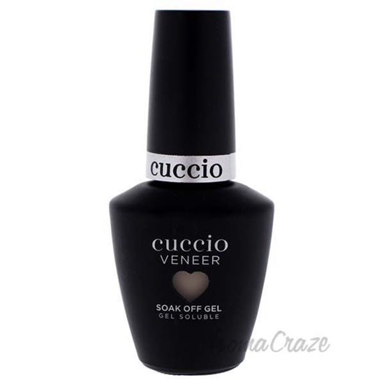 Picture of Veneer Soak Off Gel - Left Wanting More by Cuccio for Women - 0.44 oz Nail Polish