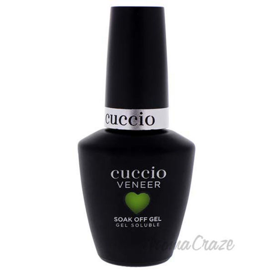 Picture of Veneer Soak Off Gel Nail Polish - Wow The World by Cuccio for Women - 0.44 oz Nail Polish