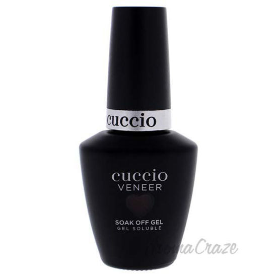 Picture of Veneer Soak Off Gel - Laying Around by Cuccio for Women - 0.44 oz Nail Polish