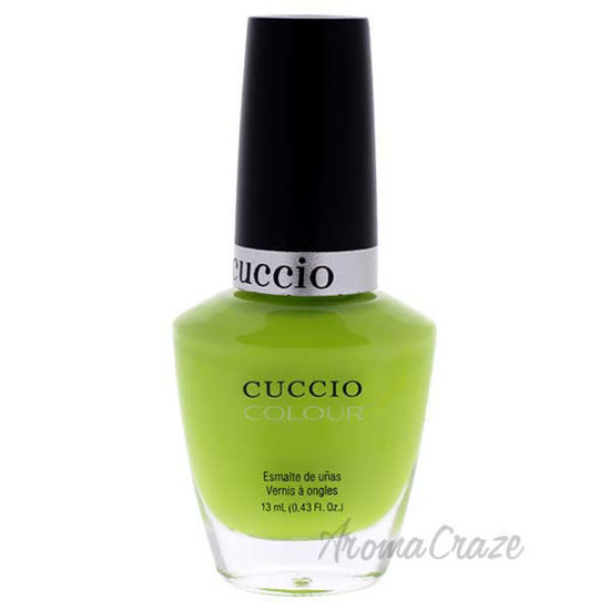 Picture of Colour Nail Polish - Wow The World by Cuccio for Women - 0.43 oz Nail Polish
