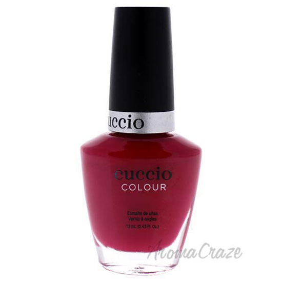 Picture of Colour Nail Polish - High Resolutions by Cuccio for Women - 0.43 oz Nail Polish