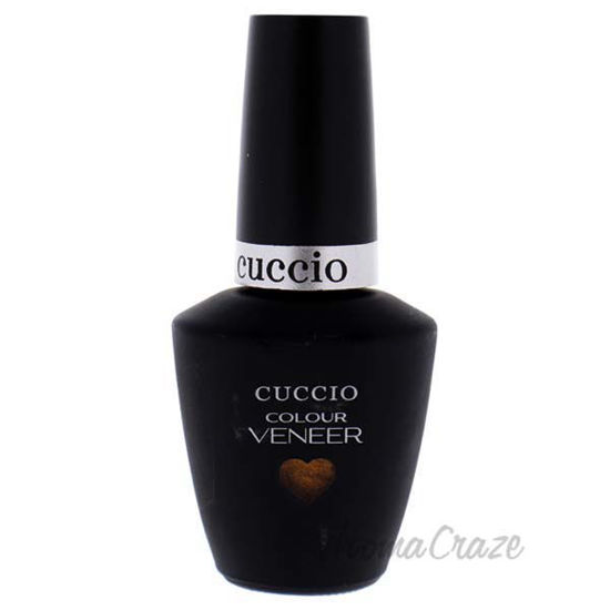 Picture of Veener Soak Off Gel - Never Can Say Mumbai by Cuccio for Women - 0.44 oz Nail Polish