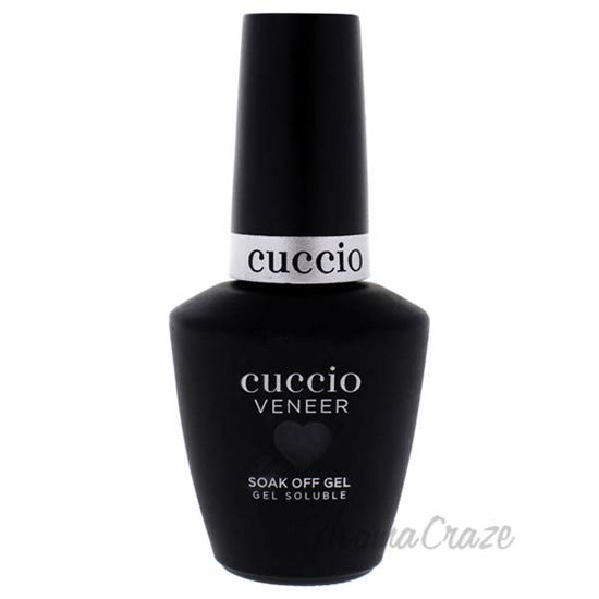 Picture of Veener Soak Off Gel - Oh My Prague by Cuccio for Women - 0.44 oz Nail Polish
