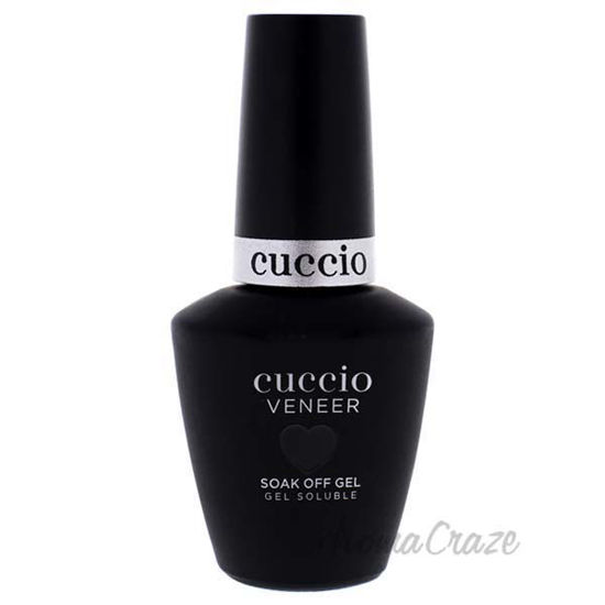 Picture of Veener Soak Off Gel - Glasgow Nights by Cuccio for Women - 0.44 oz Nail Polish