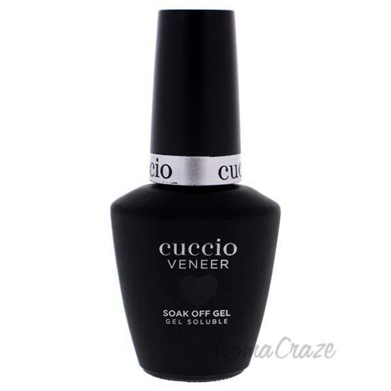 Picture of Veener Soak Off Gel - French Pressed For Time by Cuccio for Women - 0.44 oz Nail Polish
