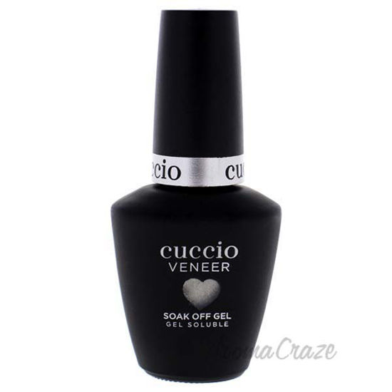 Picture of Veener Soak Off Gel - Hong Kong Harbor by Cuccio for Women - 0.44 oz Nail Polish
