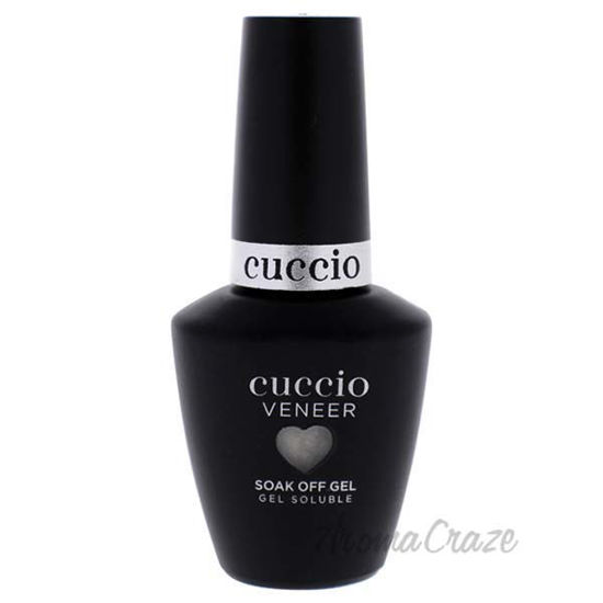 Picture of Veener Soak Off Gel - Tahitian Villa by Cuccio for Women - 0.44 oz Nail Polish