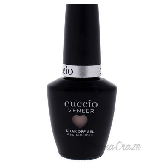 Picture of Veener Soak Off Gel - See It All in Montreal by Cuccio for Women - 0.44 oz Nail Polish