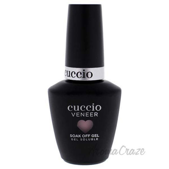 Picture of Veener Soak Off Gel - Texas Rose by Cuccio for Women - 0.44 oz Nail Polish