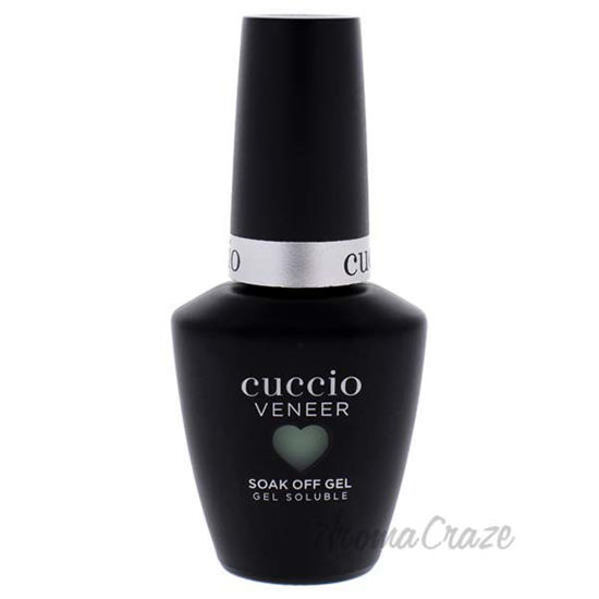 Picture of Veener Soak Off Gel - Mint Condition by Cuccio for Women - 0.44 oz Nail Polish