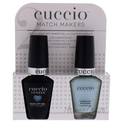 Match Makers Set - Meet Me in Mykonos by Cuccio for Women -