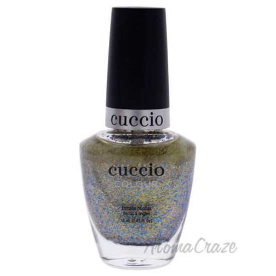 Picture of Colour Nail Polish - Surprise by Cuccio for Women - 0.43 oz Nail Polish