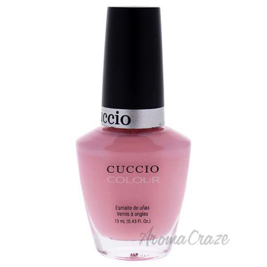 Picture of Colour Nail Polish - Pink Lady by Cuccio for Women - 0.43 oz Nail Polish