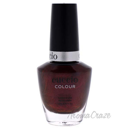 Picture of Colour Nail Polish - Royal Flush by Cuccio for Women - 0.43 oz Nail Polish