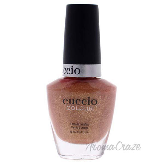 Picture of Colour Nail Polish - Sun Kissed by Cuccio for Women - 0.43 oz Nail Polish