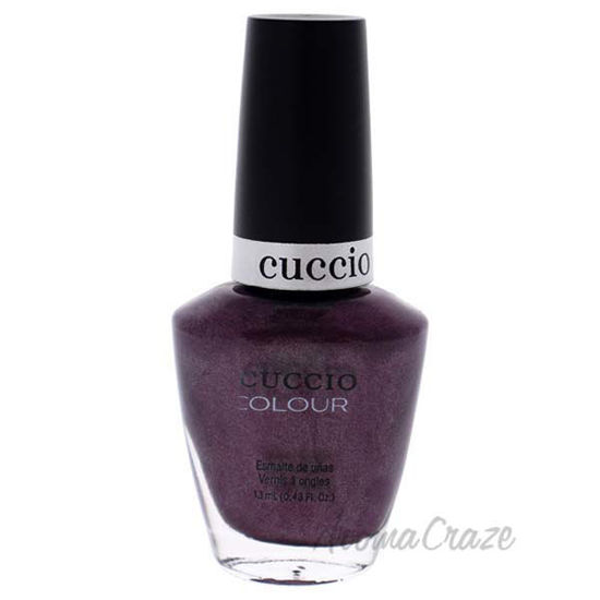Picture of Colour Nail Polish - One Night In Bangkok by Cuccio for Women - 0.43 oz Nail Polish