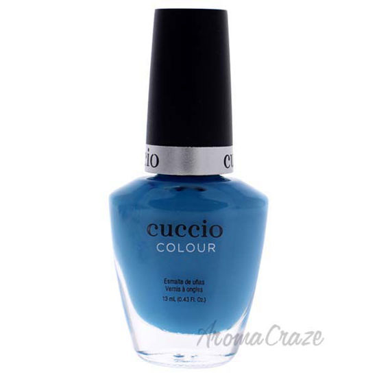 Colour Nail Polish - St Barts In A Bottle by Cuccio for Wome