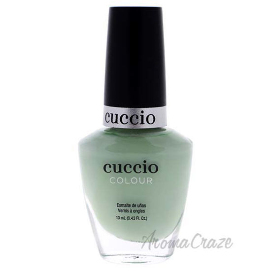 Picture of Colour Nail Polish - Mint Condition by Cuccio for Women - 0.43 oz Nail Polish