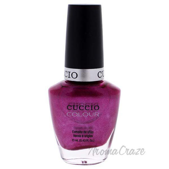 Picture of Colour Nail Polish - Space Cadet by Cuccio for Women - 0.43 oz Nail Polish