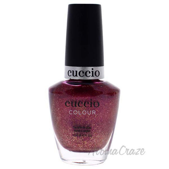 Picture of Colour Nail Polish - Cheers To New Years by Cuccio for Women - 0.43 oz Nail Polish