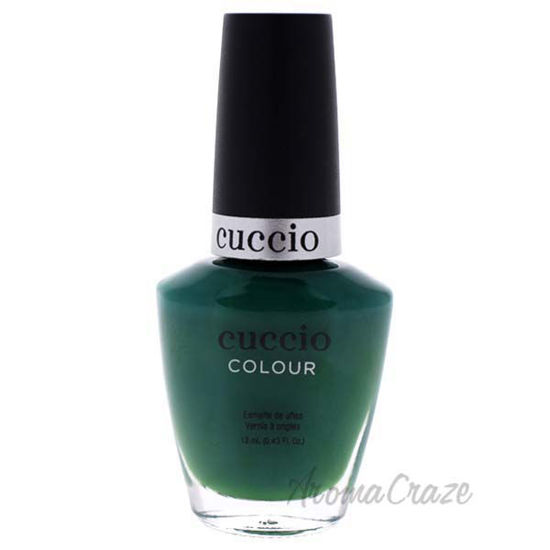 Picture of Colour Nail Polish - Jakarta Jade by Cuccio for Women - 0.43 oz Nail Polish