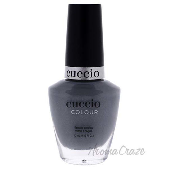 Picture of Colour Nail Polish - Soaked In Seattle by Cuccio for Women - 0.43 oz Nail Polish
