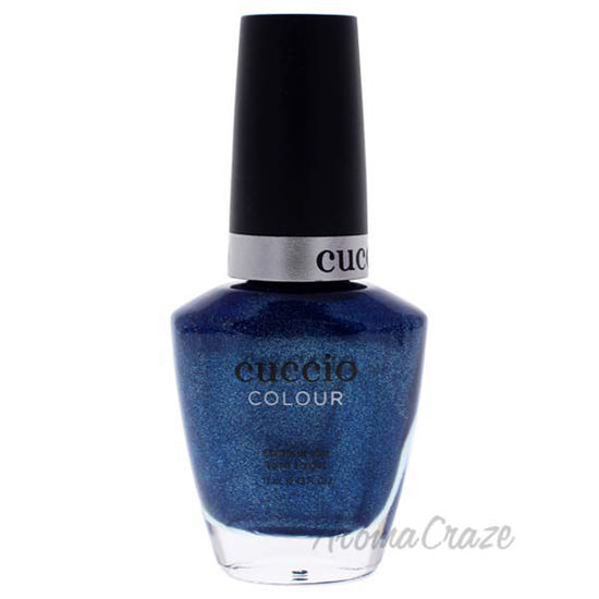 Picture of Colour Nail Polish - Private Eye by Cuccio for Women - 0.43 oz Nail Polish