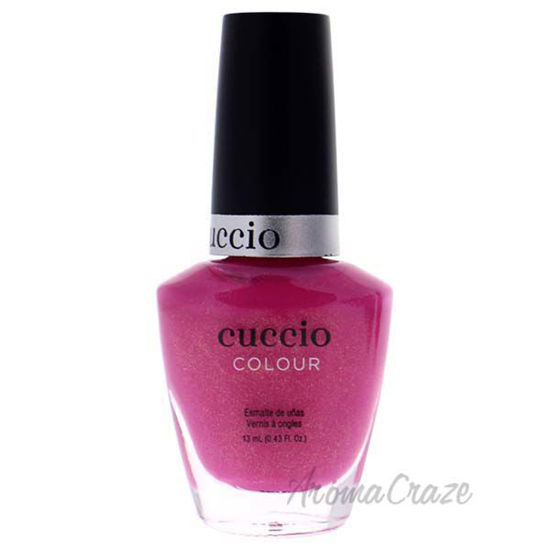 Picture of Colour Nail Polish - Totally Tokyo by Cuccio for Women - 0.43 oz Nail Polish