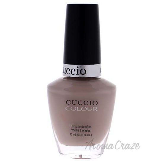 Picture of Colour Nail Polish - Tel-Aviv About It by Cuccio for Women - 0.43 oz Nail Polish