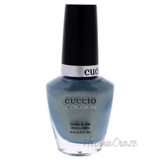 Picture of Colour Nail Polish - Shore Thing by Cuccio for Women - 0.43 oz Nail Polish