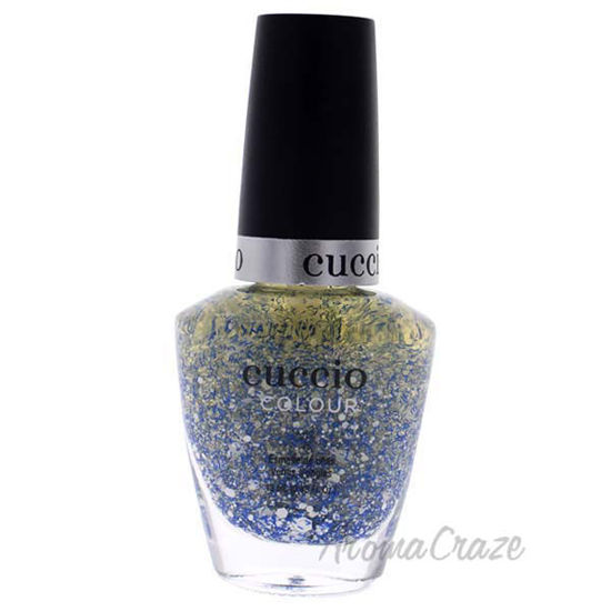Picture of Colour Nail Polish - All The Rave by Cuccio for Women - 0.43 oz Nail Polish