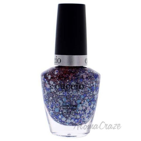 Picture of Colour Nail Polish - A Star Is Born by Cuccio for Women - 0.43 oz Nail Polish