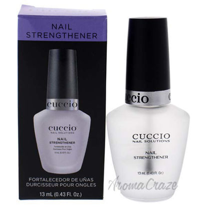 Nail Strengthener by Cuccio for Women - 0.43 oz Nail Treatme