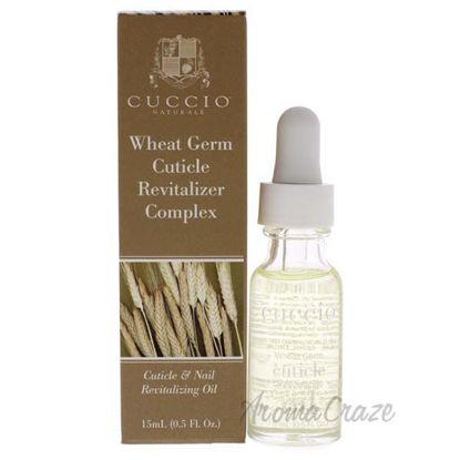 Wheat Germ Cuticle Revitalizing Complex by Cuccio for Unisex