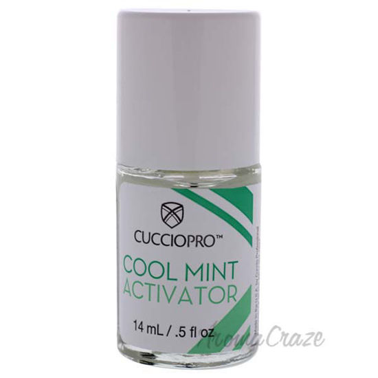 Picture of Cool Mint Activator by Cuccio Pro for Women - 0.5 oz Nail Treatment