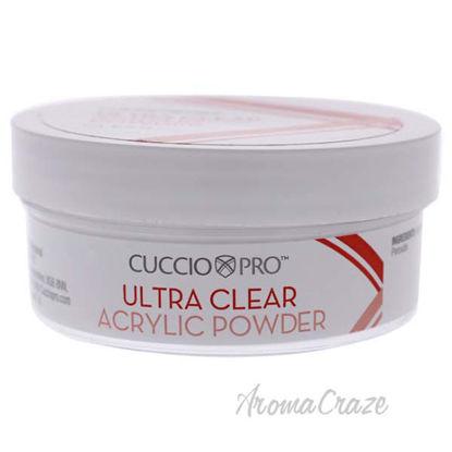 Ultra Clear Acrylic Powder - Clear by Cuccio Pro for Women -