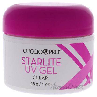 Starlite Uv Gel - Clear by Cuccio Pro for Women - 1 oz Nail
