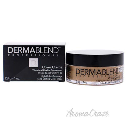 Cover Creme Full Coverage SPF 30 - 25N Natural Beige by Derm