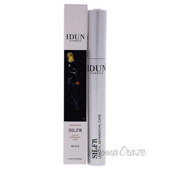 Silfr Lengthening Mascara - 002 Black by Idun Minerals for W